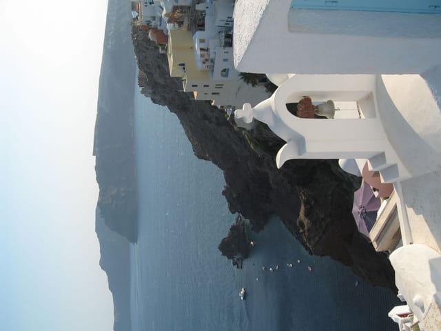 Autre vue de Santorin