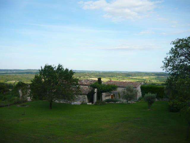 Autre vue du haut du village.
