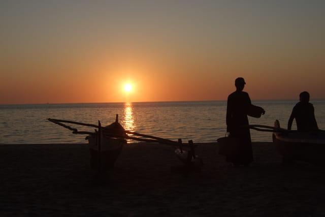 Avant que le soleil se couche