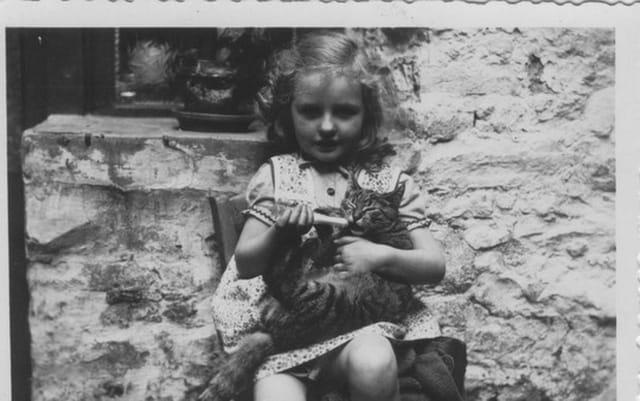 Avec mon petit chat