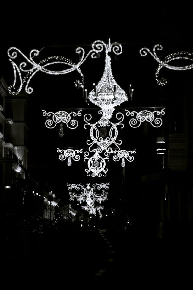 Avenue de lumiere