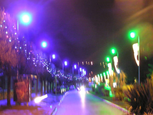 Avenue de noël