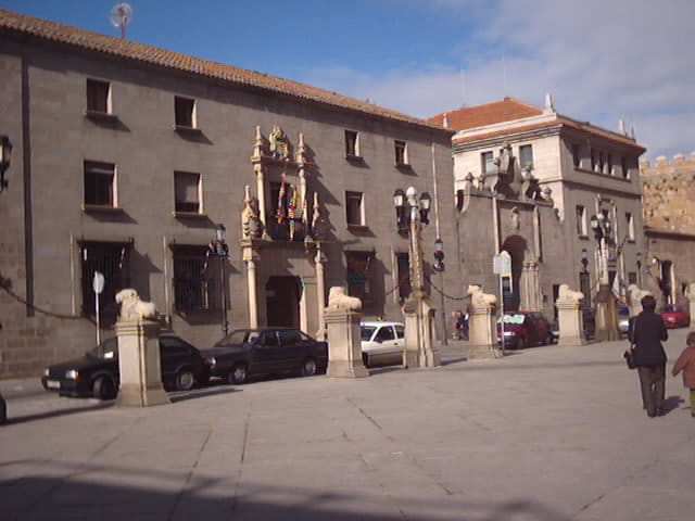 Avila, un musée