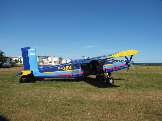 Avion Pilatus