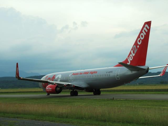 Avion Boeing 737-800 - JET2.