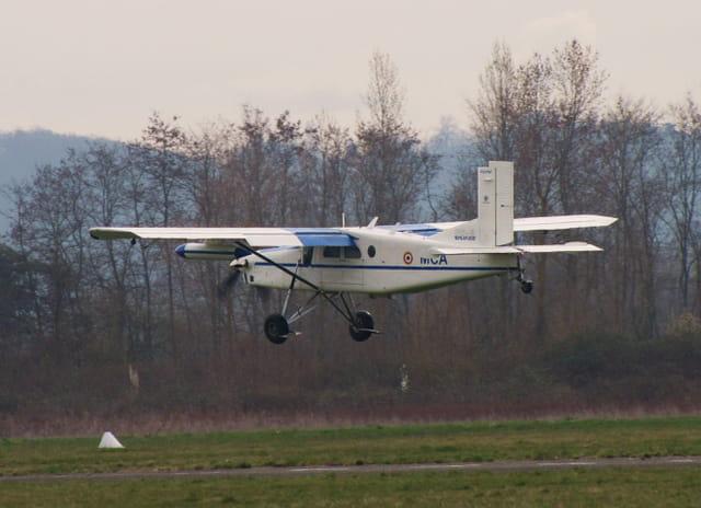 Avion de l'ALAT