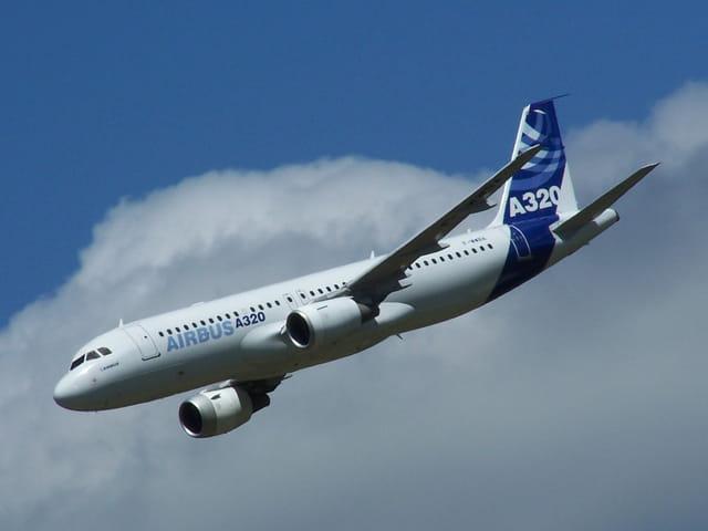 Avion de ligne - Airbus A 320