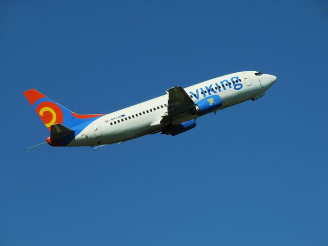 Avion de ligne - Airbus A 320 - Cie VIKING.