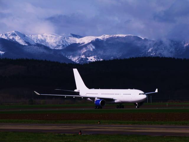 Avion de ligne - Airbus A 330.