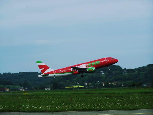 Avion de ligne Airbus A320 - Cie Myair