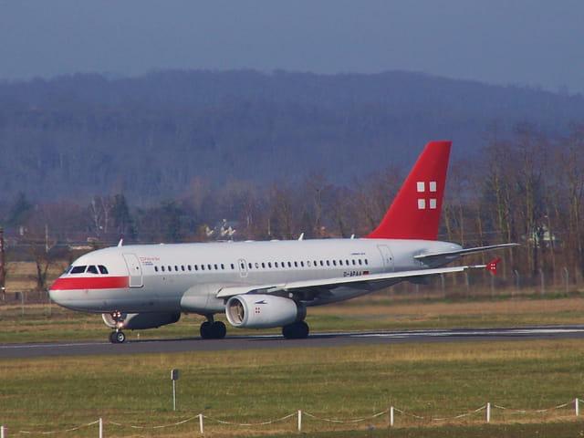 Avion de ligne Airbus A320 - Cie Privatair.