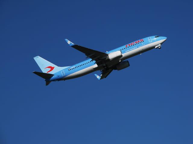 Avion de ligne Boeing 737-800 - Cie NEOS