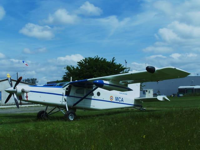 Avion de ligne - Pilatus - A.L.A.T.