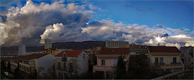 Avril à Toulon