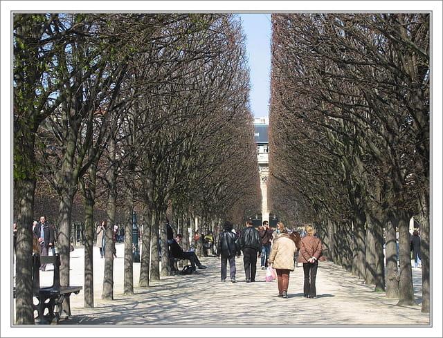 Avril au Palais Royal