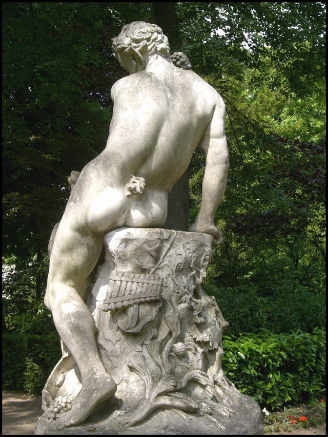 Bacchus (marbre)