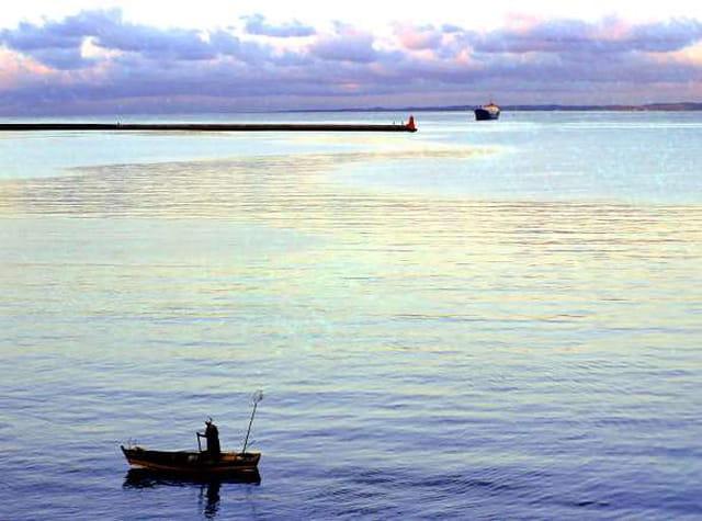 Bahia , 5 heures du  matin