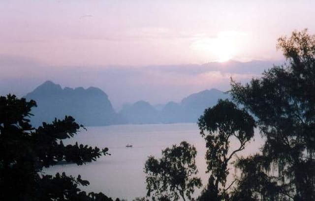 baie d' Halong