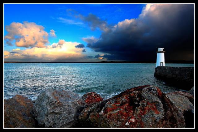 Baie de Camaret sur mer