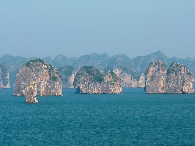 Baie de Ha Long 1