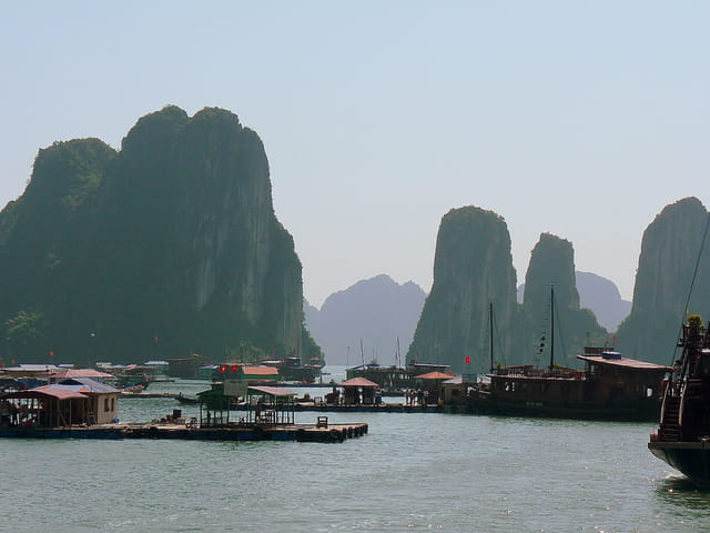 Baie de Ha Long 26