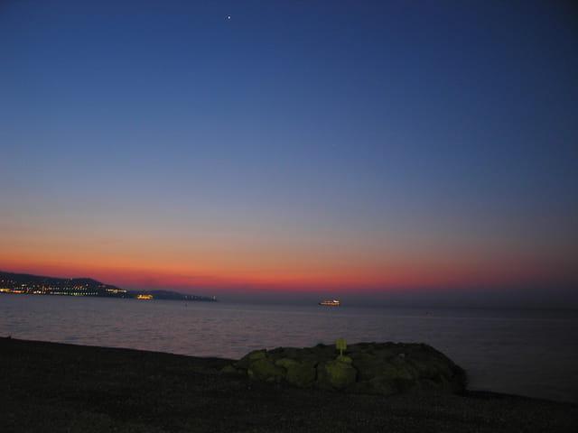 Baie de Nice la Nuit (2)