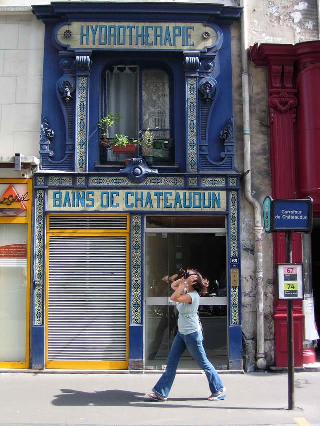 Bains de chateaudun