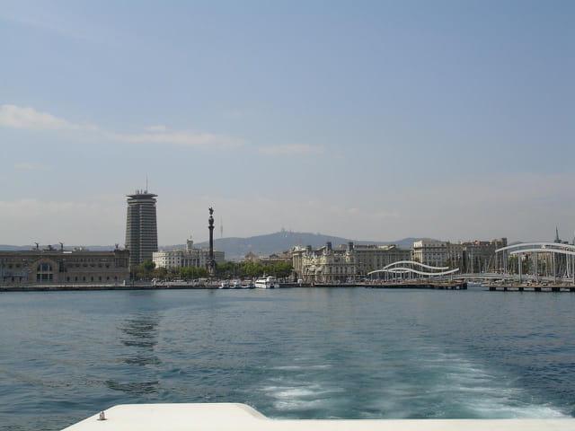 Balade à Barcelona
