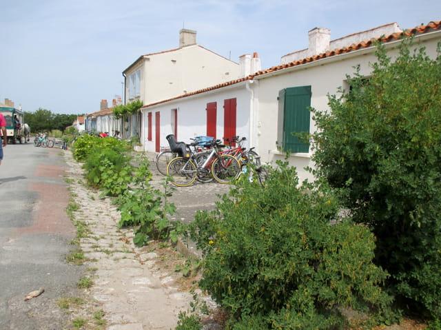 Balade à l'île d'Aix