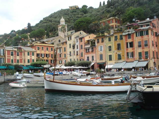 Balade à Portofino