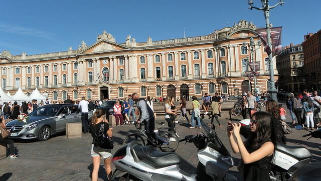Balade à Toulouse