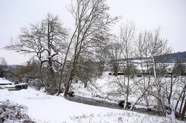 Balade d'un dimanche enneigé 5/2/2012-16