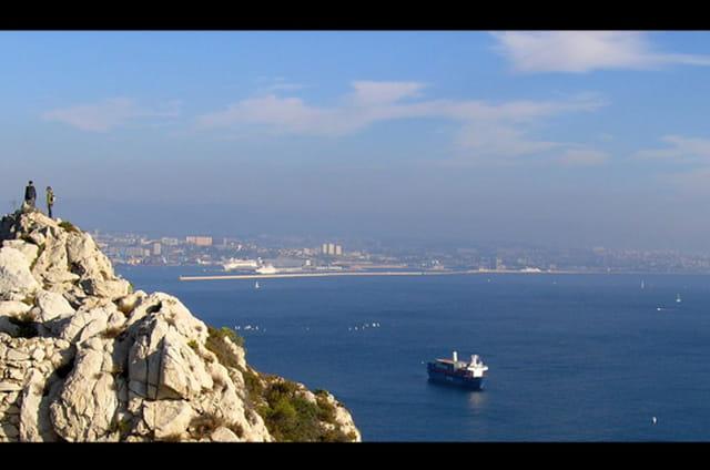 Balade face à Marseille