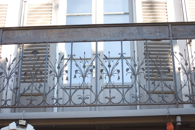 balcon ancien