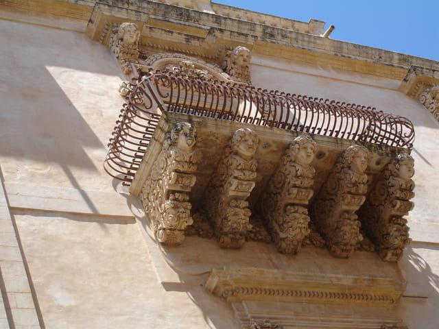 Balcon baroque