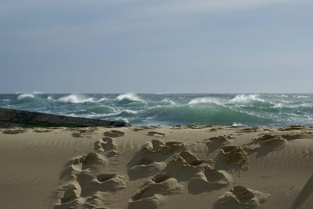 Ballade à l'océan