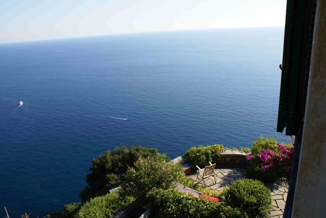 Ballade dans le Cinque Terre, Italie