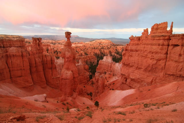 Ballade sur Navajo Loop