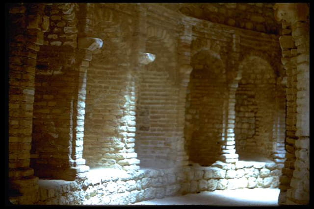 Baptistère romain
