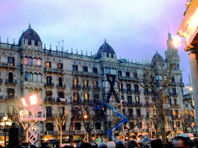 Barcelone contre le terrorisme