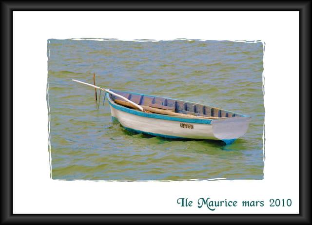 Barque de pécheur