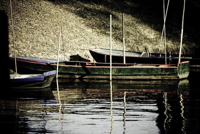 Barques de bord de Loire