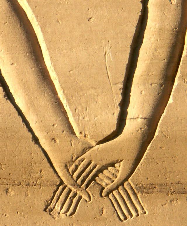 Bas-relief - karnak