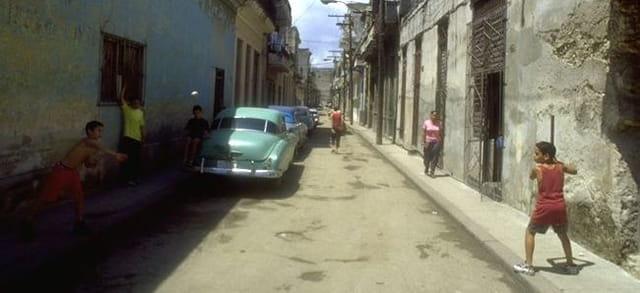 Base ball de rue