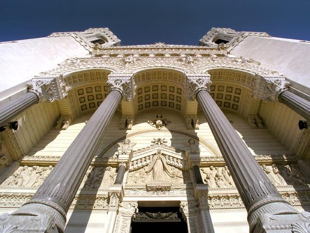 Basilique de Notre Dame de Fourvière