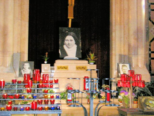 Basilique de sainte thérèse a lisieux !!!!