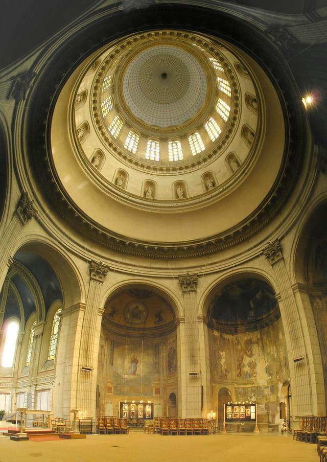 Basilique Notre Dame à Boulogne