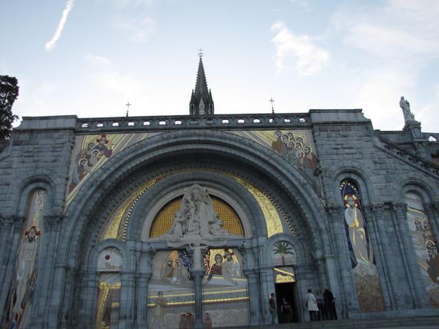 Basilique Notre-Dame-de-Lourdes