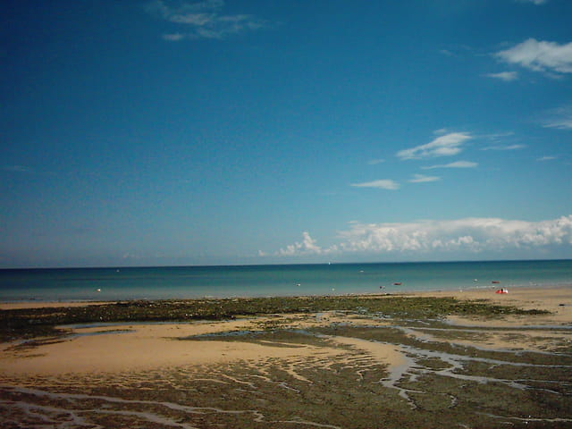Basse mer a langrune