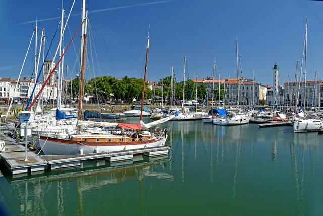 Bassin à flot, La Rochelle